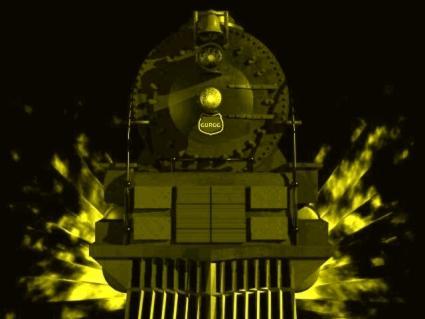 El Tren simbolo de los orígenes de nuestra institución